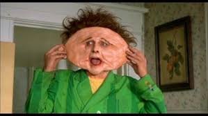 Awesome Drop Dead Fred Meme - my friends little brother had an allergic reaction to hair dye