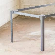 Industrial Dining Table Industrial Dining Table Legs Bold Mfg U0026 Supply