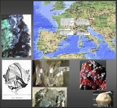Aza Bad Zwischenahn зап европа карта и минералогические находки