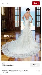 low back wedding gown weddingbee
