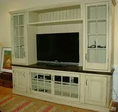 Tv Wall Units Living Room Beautiful White Wood Glass Modern Design Elegant