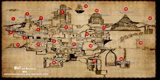 dust map ziggurat of dust official salt and sanctuary wiki
