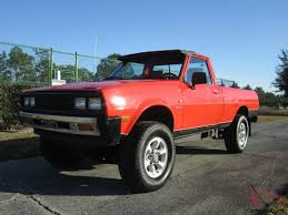 mitsubishi pickup 1980 dodge d50 royal turbo diesel intercooler 4wd 5 speed mitsubishi