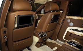 roll royce car inside mansory rolls royce white ghost limited