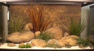 river stone clusters aquarium u0026 terrarium tank universal rocks