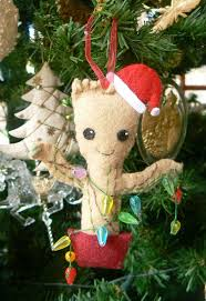 with baby groot ornament will make your