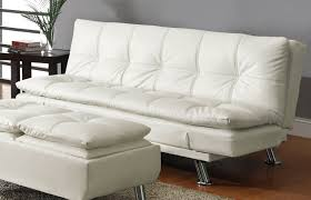 White Leather Couch Living Room Furniture Leather Sofa Classic Design Ideas For Living Room