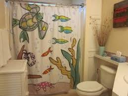 Machine Washable Shower Curtain 37 Best Hand Painted Shower Curtains More Designs For Sale