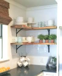 kitchen shelves decorating ideas kitchen corner shelf ideas kitchen open shelving corner kitchen