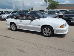 1990 mustang gt convertible value 1990 mustang gt convertible 31k actual 1 owner all stock for