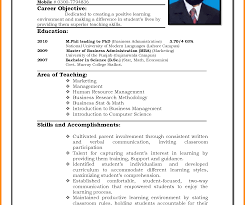 pdf resume templates resume template pdf sle curriculum vitae templates form