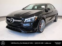mercedes a 45 amg 4matic 2018 mercedes 45 amg coupe coupe in fort