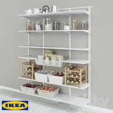 ikea etageres cuisine étagère cuisine design étagère cuisine ikea algot et meuble moderne