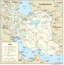 map iran iran geography جغرافیای ایران