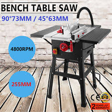 Bench Top Table Saws Saw Bench Table Saws Ebay