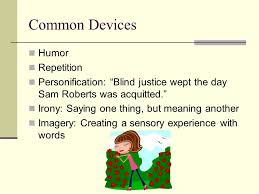 Blind Justice Meaning Rhetorical Devices Beyond The Appeals U2026 Ppt Video Online Download