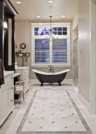 Classic Bathroom Tile Ideas Floor Tile Designs Bathroom Traditional With Beige Bathroom Vanity