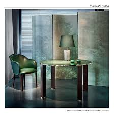 tables armani casa