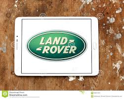 land rover logo land rover logo editorial photo image 89847646