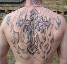 25 trending back cross tattoos ideas on pinterest ladies back