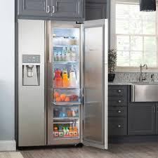 Samsung Counter Depth Refrigerator Side By Side by Refrigerators Costco