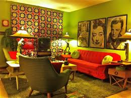 retro living room full colors retro living room check out this