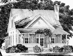 Southern Living Plans Pine Island Retreat Benjamin Showalter Southern Living House Plans