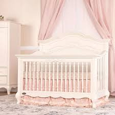 White Convertible Crib Aspen Convertible Crib Ivory Lace Fair White And Nursery