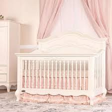 White Convertable Crib Aspen Convertible Crib Ivory Lace Fair White And Nursery