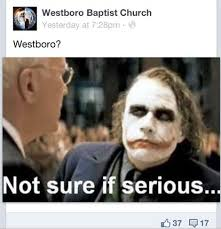 Black Church Memes - anonymous threatens westboro baptist church mother jones