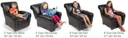 Youth Recliner Chairs Childs Recliners Kidz World Oxygen Pink Kids Recliner Hayneedle