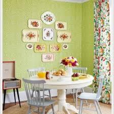 Create A Retro Design Of Dining Room Interior Decoration Ideas - Retro dining room