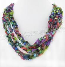 Ladder Trellis Yarn Patterns 37 Best Crochet Jewelry Images On Pinterest Yarn Necklace