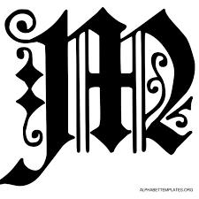 25 unique alphabet letter templates ideas on pinterest letter