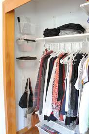 how to organize a small closet for maximum storage space ikea
