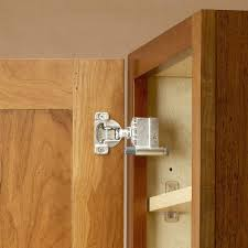 door binding on hinge side how to adjust european cabinet door