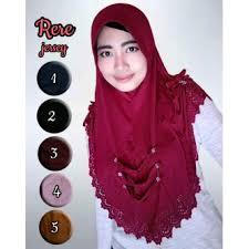 model jilbab model jilbab online murah terbaru jilbab nabila fashion