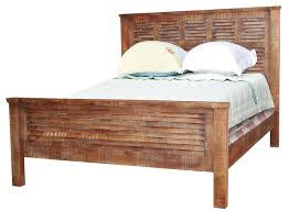 M S Bed Frames Jaipur Furniture Guru Shutter Bed Great American Home