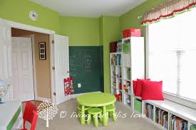 what a labor of love this homeschool room was i am seriously