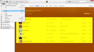 sync itunes music your android phone or tablet gizmodo