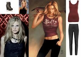 Vampire Halloween Look Buffy The Vampire Slayer Costumes U2013 Festival Collections