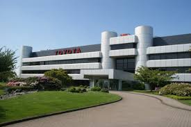 toyota motor corporation возникновение компании toyota тойота