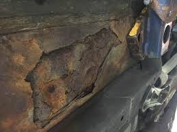 2005 nissan altima floor pan rusted through page 2