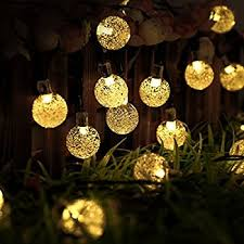 Decorative Patio String Lights Custom Solar Patio String Lights By Lighting Ideas Painting