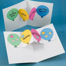 how to make handmade pop up birthday cards how to make pop up cards s crafts