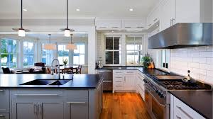 north woods lake home a h architecture northwoods lake home kitchen dining towards