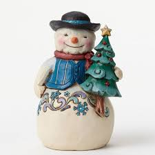 64 best jim shore snowman collection images on jim o