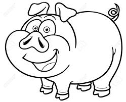 pig coloring book wallpaper download cucumberpress com