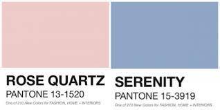 trend alert pantone colour of the year 2016 rose quartz and