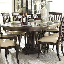 Round Dining Table Extends To Oval Availability In Stock Oval Dining Table And Chairs Ireland White